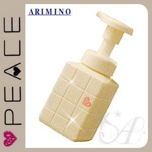 アリミノ arimino ピース ホイップワックス ナチュラルウェーブ ホイップ 250mL atla