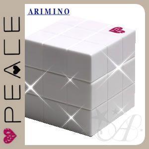 アリミノ ピース ワックス グロス ホワイト 80g arimino atla