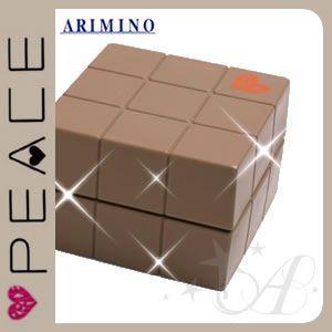 アリミノ arimino ピース ワックス ソフト カフェオレ 40g atla