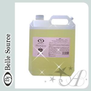 BJ ベルスルス シャンプー   <4000ml詰め替え>  (しっとりタイプ弱酸性pH4.5)