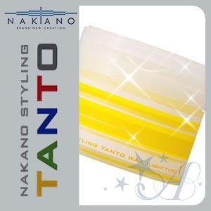 ナカノ ワックス スタイリング タント 1 ライト 90g|atla