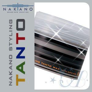 ナカノ ワックス スタイリング タント 6 ウルトラスーパーハード 90g|atla