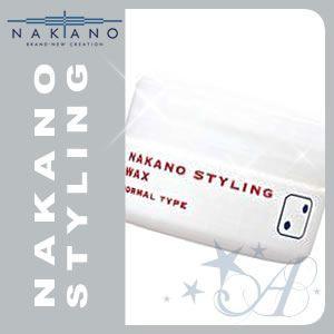 ナカノ ワックス スタイリング 2 ノーマル 90g|atla