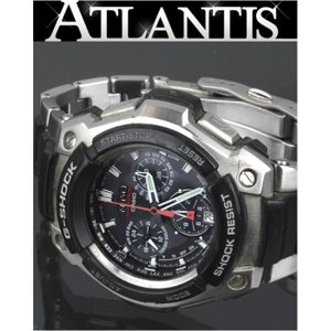 CASIO カシオ G-SHOCK ジーショック MTG-1000 ショックレジスト タフソーラー メンズ 腕時計 黒|atlantis