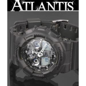 CASIO カシオ G-SHOCK ジーショック GA 1000 CF 8A カモフラージュダイアル メンズ 腕時計 グレー クォーツ atlantis