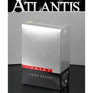 在庫処分大SALE 未使用品 プラダ PRADA LUNA ROSSA ルナロッサ 香水 オーデトワレ 100ml 未開封|atlantis