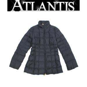 SALE モンクレール MONCLER ロング ダウンジャケット レディース size0 黒|atlantis