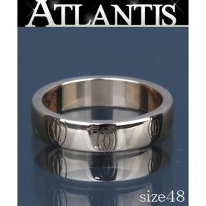 SALE 仕上済み カルティエ Cartier ハッピーバースデー リング 指輪 K18PG size48|atlantis