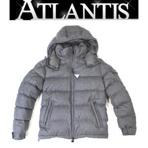 極美品 モンクレール MONCLER モンジュネーブル ダウンジャケット size0 グレー|atlantis