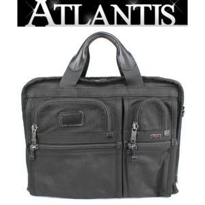 トゥミ TUMI ビジネスバッグ ナイロン 黒 26108DH atlantis