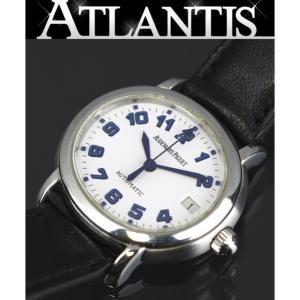 銀座店 大SALE オーデマピゲ ミレネリー 15016ST 腕時計 レディース 白文字盤 atlantis