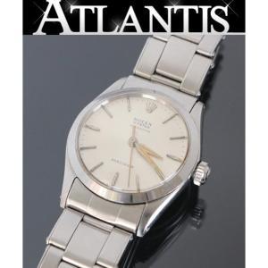 ROLEX 銀座店 ロレックス オイスター スピードキング 6430 腕時計|atlantis