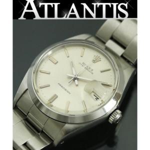 ROLEX 銀座店 ロレックス プレシジョン 6694 27番台 メンズ 腕時計 手巻き atlantis