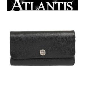 CHROME HEARTS 銀座店 新品 クロムハーツ ジュディ JUDY ヘヴィレザー 長財布|atlantis