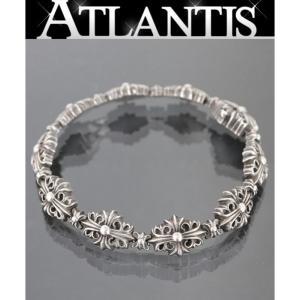 CHROME HEARTS 銀座店 クロムハーツ タイニー キーパー ブレス シルバー ブレスレット SV925|atlantis