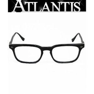 CHROME HEARTS 銀座店 クロムハーツ メガネ フレーム 度入りSTIFFIE 眼鏡 アイウェア 黒|atlantis