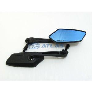 KOSO GTミラーブルーレンズ 10mm|atlas-parts