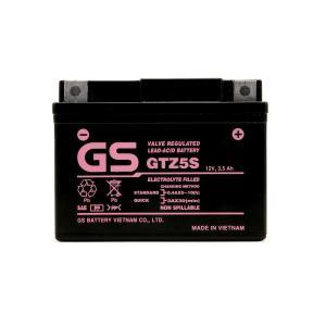 GSユアサ GTZ5S YTZ5S GTZ4V 互換品 ベトナム GSバッテリー GTZ5S 1年補償 初期充電済み|atlas-parts|02