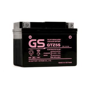 GSユアサ GTZ5S YTZ5S GTZ4V 互換品 ベトナム GSバッテリー GTZ5S 1年補償 初期充電済み|atlas-parts|03