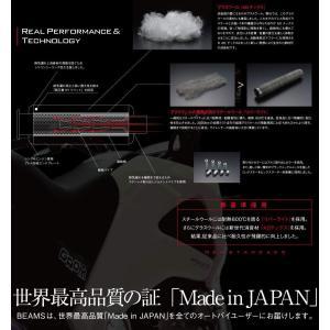 BEAMS G409-53-S6J Ninja250R ニンジャ '08~'12 R-EVOフルエキ(ステンレスサイレンサー)JMCA ビームス マフ atlas-parts 03