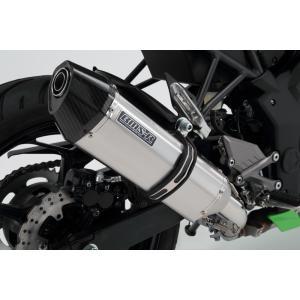 BEAMS G422-64-P6J Ninja250SL ニンジャ '15~ CORSA-EVO2 スリップオン ビームス マフラー|atlas-parts
