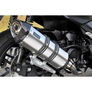 BEAMS マフラー G182-66-000 フォルツァ 2BK-MF13 FORZA GT-CORSA ステンレス フルエキ ビームス|atlas-parts