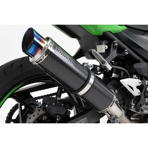 BEAMS マフラー G431-54-P2J Ninja400 2BL-EX400G ニンジャ R-EVO2 カーホ゛ン スリッフ゜オン|atlas-parts