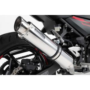 BEAMS マフラー G430-54-S3J Ninja250 2BK-EX250P ニンジャ R-EVO2 ステンレス フルエキ ビームス|atlas-parts