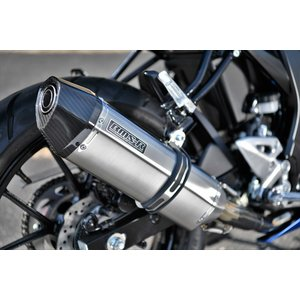 BEAMS ビームス マフラー G340-64-S6J GSX-R125【2BJ-DL33B】 GSX-S125【2BJ-DL32B】 CORSA-EVO2 ステンレス フルエキ|atlas-parts