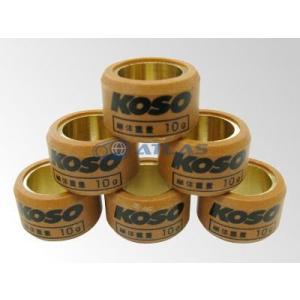 メール便対応可 KOSO ウエイトローラーセット 10.0G|atlas-parts