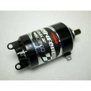 KOSO シグナスX BW`S125用 強化セルモーター (CygnusX、BW'S125、BW'SX)|atlas-parts