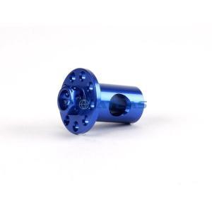 メール便対応可 JSM CNC アルミビレット リアブレーキアーム サイドピン ブルー|atlas-parts