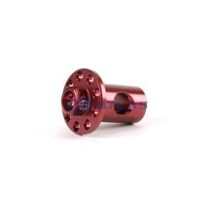 メール便対応可 JSM CNC アルミビレット リアブレーキアーム サイドピン レッド|atlas-parts