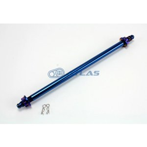 ☆Star Bolt ADDRESS V125(アドレスV125)ステンレスアクスルシャフトM10×245mm PVDチタンコート|atlas-parts