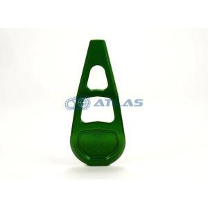 メール便対応可 JSM アルミビレット コンビニフック YAMAHA(ヤマハ)スクーター専用 グリーン シグナスX、MAJESTY S(マジェスティS)SMAX、GT|atlas-parts