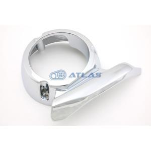 CROSS DOCK 4TH CYGNUS X(シグナスX リアディスク仕様) ファンカバー シルバー|atlas-parts