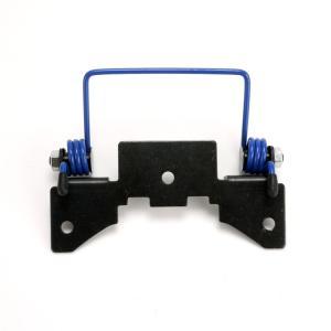 MOS ADDRESS V125(アドレス V125)ポップアップ シートスプリング ダンパー ブルー|atlas-parts