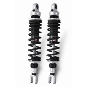 RPM Double R CYGNUS X(シグナスX),BW`S R,BW`S X用 アジャスタブルリアサスペンション 360mm〜370mm ブラック|atlas-parts