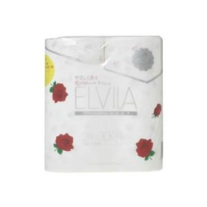エルビラ フレグランストイレットペーパー バラの香り 4R(ダブル)|atlife-shop