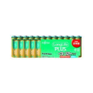 FDK FUJITSU Long LifePLUS ロング ライフプラス アルカリ 乾電池 LR6LP (12S) 単3形 12個パック|atlife-shop