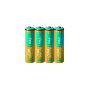 FDK FUJITSU Long LifePLUS ロング ライフプラス アルカリ 乾電池 LR6LP(4S) 単3形 4個パック|atlife-shop