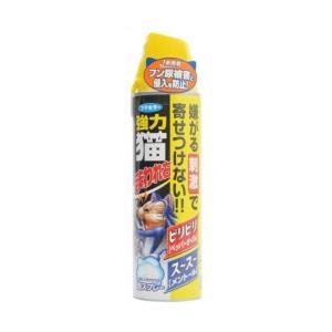 フマキラー 強力猫まわれ右スプレー (猫よけ泡スプレー) 350ml|atlife-shop