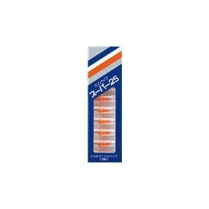 【定形外郵便】ミニパイプ スーパー25 ( 10コ入 ) 小さなヤニとりパイプ・喫煙用品 ( 49724615 ) 1個|atlife-shop