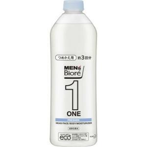花王 メンズビオレ ワン (ONE) 全身化粧水 スプレー さっぱりうるおうタイプ つめかえ用 340ml|atlife-shop