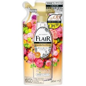 花王 フレア フレグランス 香りのスタイリングミスト ジェントルブーケの香り つめかえ用 240ml|atlife-shop