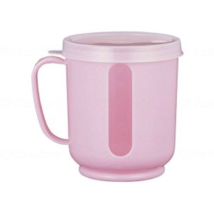 小森樹脂 メモリーコップ ピンク 介護用カップ|atlife-shop