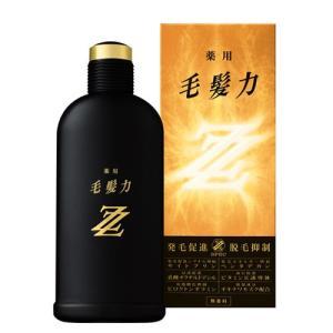 ライオン(LION) 薬用毛髪力 ZZ(ダブルジー)200mL (4903301055259)|atlife