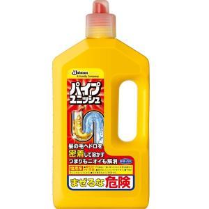 ジョンソン パイプユニッシュ 800g ジェルタイプの塩素系洗浄剤 アルカリ性 (4901609002449)|atlife