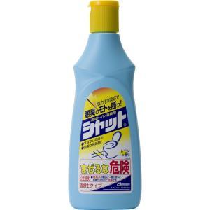 ジョンソン シャット レモン 350g 酸性タイプ ほのかに漂うレモンの香り (トイレ用洗剤)(4901609173330)|atlife