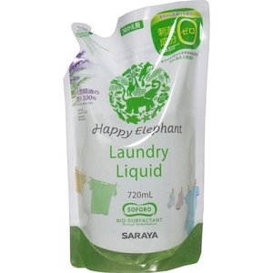 ハッピーエレファント液体洗たく用詰替720ML...の関連商品6